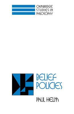 Belief Policies