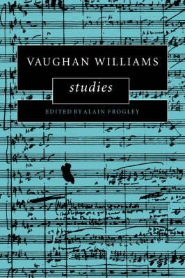 Vaughan Williams Studies