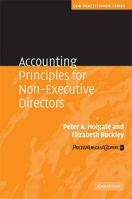 Accounting Principles for Non-Executive Directors