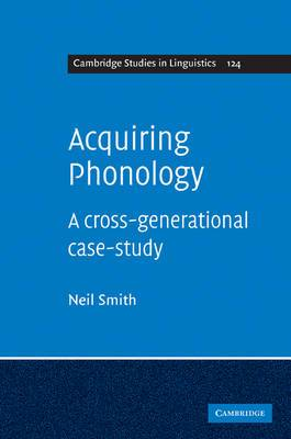 Acquiring Phonology: A Cross-Generational Case-Study