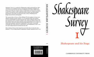 Shakespeare Survey Paperback Set