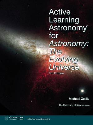 Active Learning Astronomy for Astronomy: The Evolving Universe