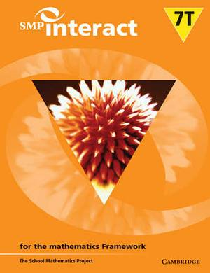 SMP Interact Book 7T: For the Mathematics Framework: Book 7T
