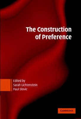 The Construction of Preference