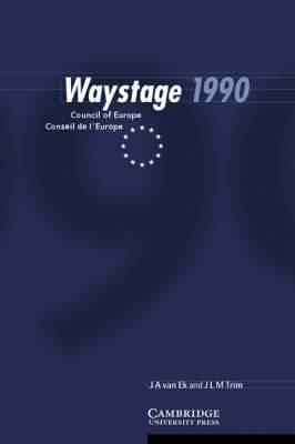 Waystage: Waystage 1990: Council of Europe Conseil de l'Europe