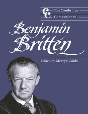 The Cambridge Companion to Benjamin Britten