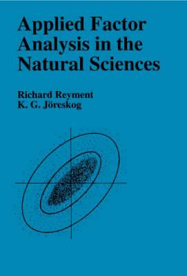 Applied Factor Analysis in the Natural Sciences