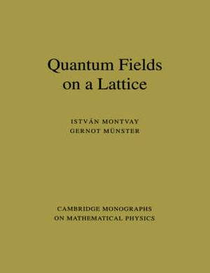 Quantum Fields on a Lattice
