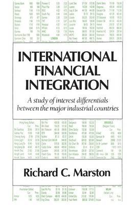 International Financial Integration: A Study of Interest Differentials Between the Major Industrial Countries