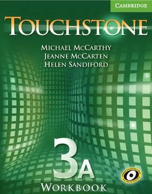 Touchstone Workbook 3A