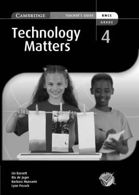 Technology Matters Grade 4 Teachers Guide