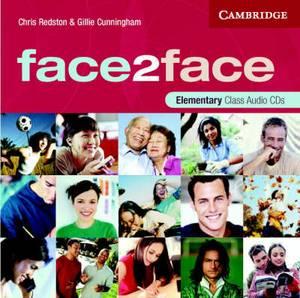 Face2face Elementary Class CDs