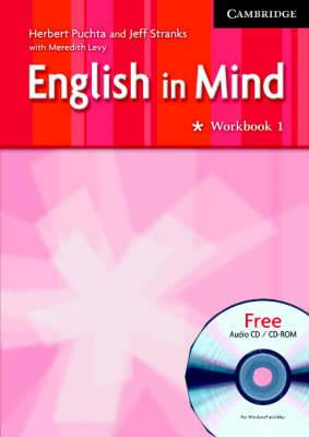 English in Mind 1 Workbook with Audio CD/CD ROM Middle Eastern Ed