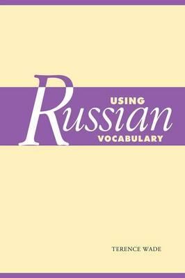 Using Russian Vocabulary