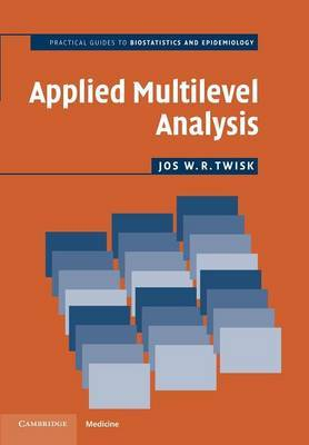Applied Multilevel Analysis: A Practical Guide for Medical Researchers