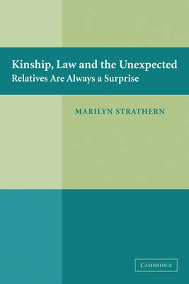 Kinship, Law and the Unexpected: Relatives are Always a Surprise