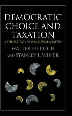 Democratic Choice and Taxation: A Theoretical and Empirical Analysis