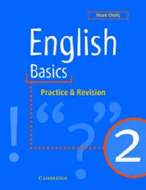 English Basics 2: Practice and Revision