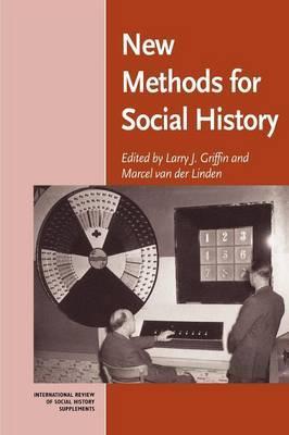 New Methods for Social History