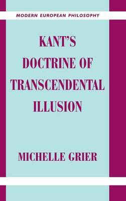 Kant's Doctrine of Transcendental Illusion