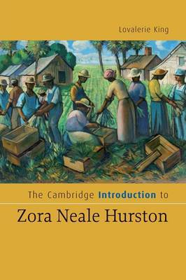 Cambridge Introductions to Literature: The Cambridge Introduction to Zora Neale Hurston