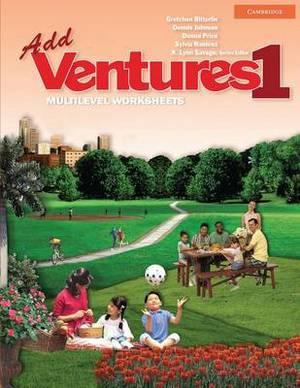 Add Ventures 1: 1