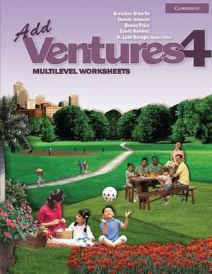 Ventures: Add Ventures 4