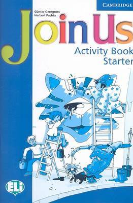 Join Us Starter Activity Book