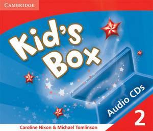 Kid's Box 2 Audio CDs: Level 2