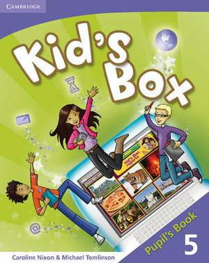 Kid's Box Level 5 Pupil's Book: Level 5