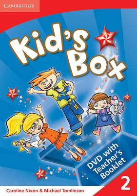 Kid's Box Level 2 Interactive DVD (PAL) with Teacher's Booklet: Level 2