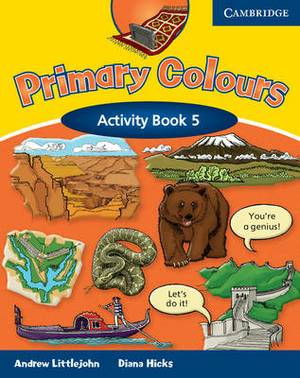 Primary Colours Level 5 Activity Book: Level 5