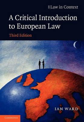 Law in Context: A Critical Introduction to European Law