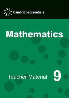 Cambridge Essentials Mathematics Year 9 Teacher Material CD-ROM: Year 9: Teacher Material