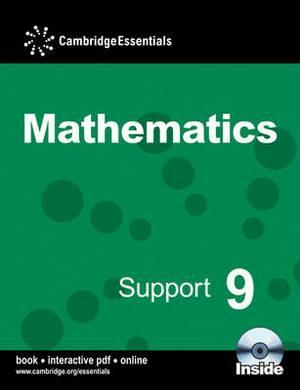 Cambridge Essentials Mathematics Support 9 Pupil's Book and CD-ROM