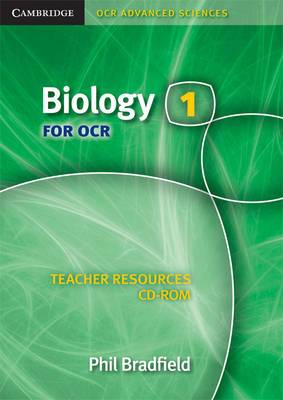 Biology 1 for OCR Teacher Resources CD-ROM