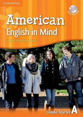 American English in Mind Starter Combo A with DVD-ROM