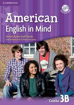 American English in Mind Level 3 Combo B with DVD-ROM