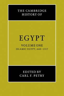 The Cambridge History of Egypt 2 Volume Set