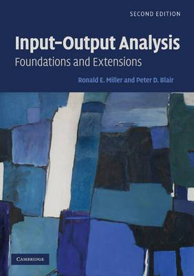 Input-Output Analysis: Foundations and Extensions