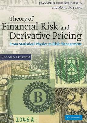 Theory of Financial Risk and Derivative Pricing: From Statistical Physics to Risk Management