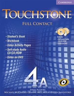 Touchstone 4A Full Contact (with NTSC DVD): No. 4A