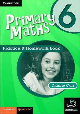 Primary Maths Practice and Homework Book 6: Bk. 6