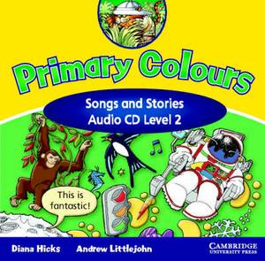 Primary Colours 2 Songs and Stories Audio CD