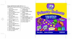 Primary Colours 3 Songs and Stories Audio CD