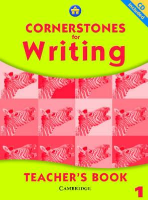 Cornerstones for Writing Year 1 Teacher's Book and CD