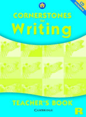 Cornerstones for Writing Reception Teacher's Book and CD