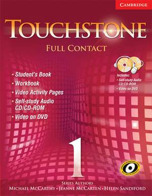 Touchstone Level 1 Full Contact (with NTSC DVD): No. 1