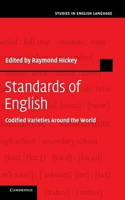 Standards of English: Codified Varieties around the World