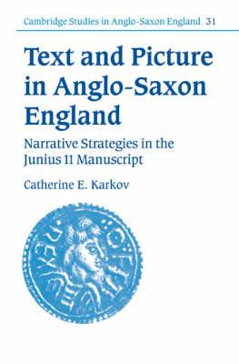 Text and Picture in Anglo-Saxon England: Narrative Strategies in the Junius 11 Manuscript